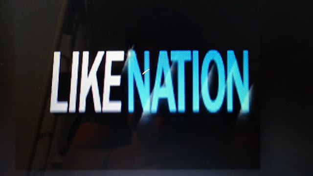 شعار موقع logo LIKENATION