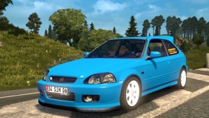 Honda Civic Hatchback [1.31]