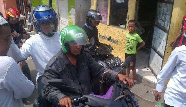Anies Baswedan Paparkan Program Mengatasi Kemacetan Jakarta