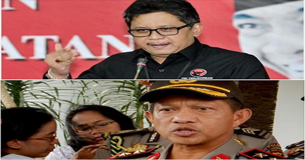Rakyat Dukung Maklumat KAPOLRI Untuk Tangkap SEKJEN PDIP Hasto Kristiyanto!