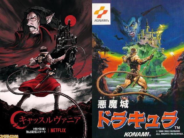 Teaser Poster Série Animada
