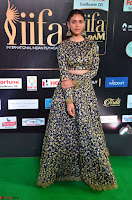 Aditi Rao Hydari in a Beautiful Emroidery Work Top and Skirt at IIFA Utsavam Awards 2017  Day 2 at  31.JPG