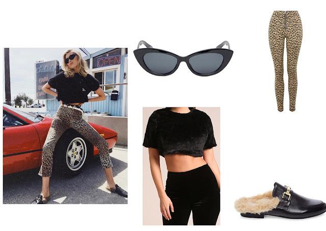 Outfits for less ft. Elsa Hosk