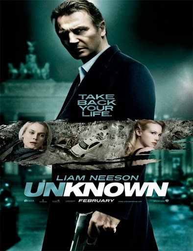 Ver Sin identidad (Unknow) (2011) Online