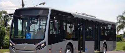Produção de ônibus tem queda de 1,3% em janeiro deste ano, segundo a Anfavea
