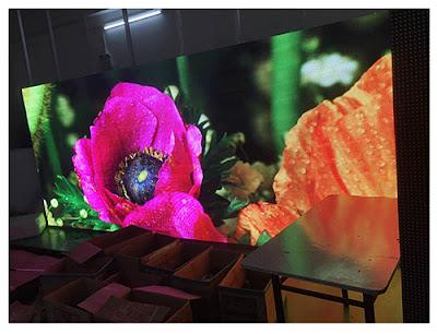 Địa chỉ cung cấp màn hình led p5 indoor tại Đồng Nai