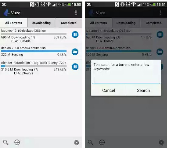 The best torrent downloader for android | Peatix