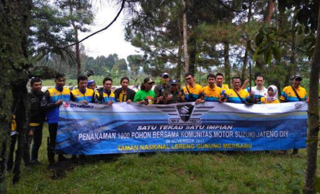 Suzuki_Bike_Meet_Jawa_Tengah_2017_peduli_lingkungan