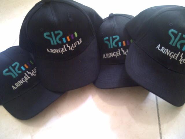 כובעים עם רקמת לוגו