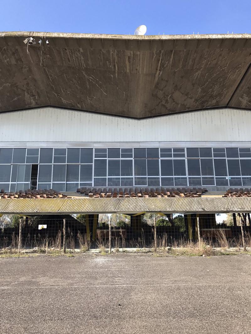 vincolo ippodromo tor di valle stadio roma