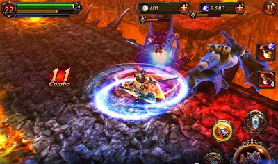 ETERNITY WARRIORS 2 v4.3.1 APK [Unlimited Money]