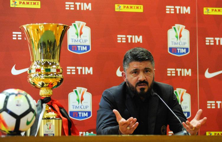 """Gattuso: """"Juventusovi igrači su ponosni na dres koji nose"""""""