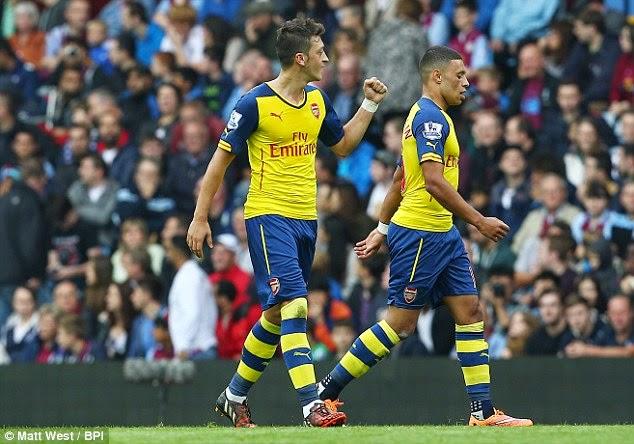 Arsenal vs Tottenham Hotspur Live Stream 27/9/2014