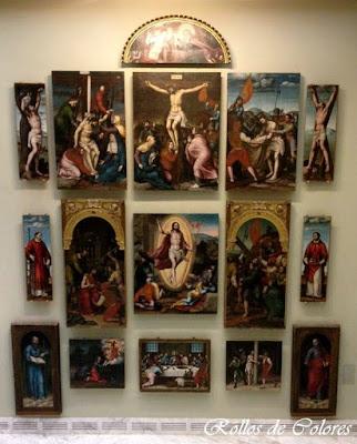 Retablo Museo Bellas Artes Valencia
