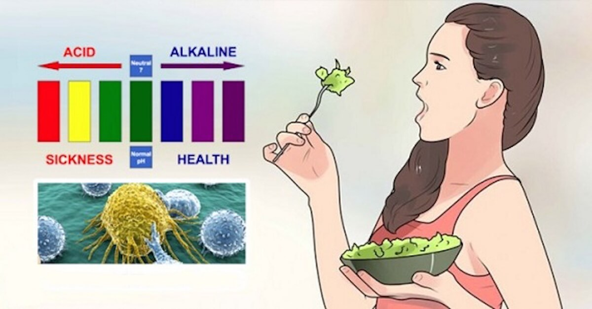 Top 27 Alkaline Foods On The Planet