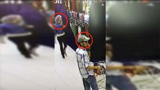 Pasangan Melayu Kantoi Mencuri Di Bulan Ramadan