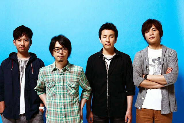Foto personil Asian Kung-Fu Generation