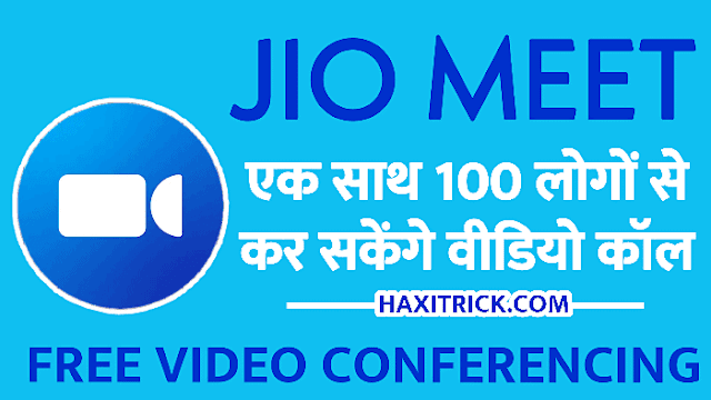 Download JioMeet App For Free Video Meeting Features in Hindi
