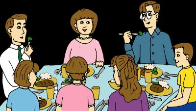 Keren 30 Gambar Kartun Sedang Makan Koleksi Kartun Hd