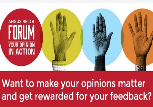 Angus Reid Forum Voice Your Opinion & Earn Money