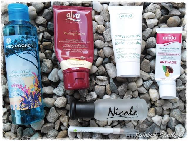 alva-peeling-perfumy-anida-ziaja-yves-rocher-kosmetyki-blog-opinie