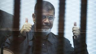Mohamed Morsi ex Egypt president