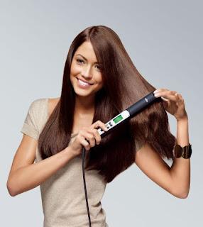 Kỹ thuật duỗi thẳng tóc