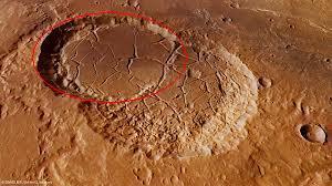 Inilah 4 Nama Daerah Di Indonesia Diabadikan Di Planet Mars