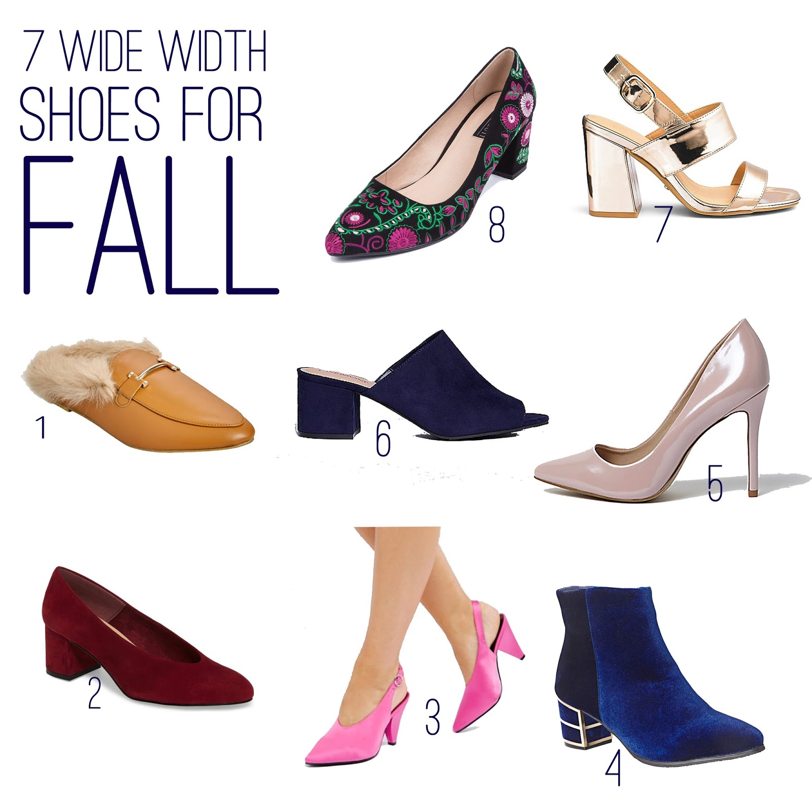 cc75de06926 7 Wide Width Shoes for Fall - Garnerstyle