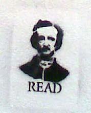 Lee. Poe en Sant Gervasi, Barcelona
