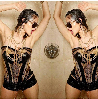 Amisha Patel shares her bathing pictures