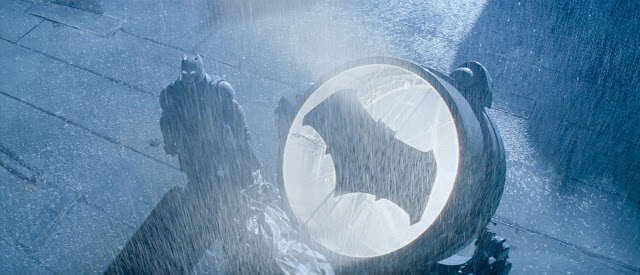 Batman v Superman: Dawn of Justice Ben Afflecks Batman Returns fire up the Bat-Signal