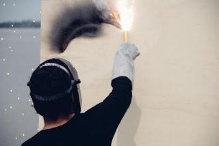 Exposição 'Ignição' em Santa Teresa