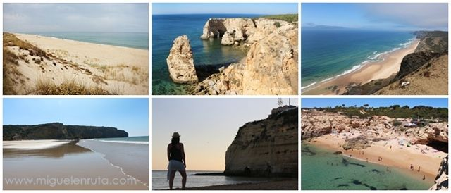Playas-Algarve-Portugal