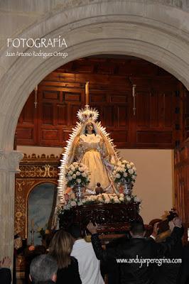 Convento San Antonio Baeza Virgen Cabeza