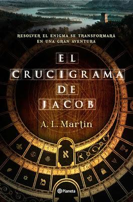 El crucigrama de Jacob - A. L. Martin (2016)