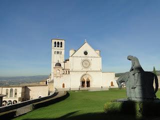 Assis Itália Basílica São Francisco