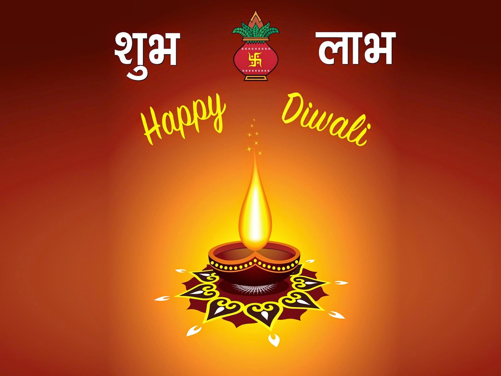 Happy Diwali High Quality Wallpaper: Download Free High Definition