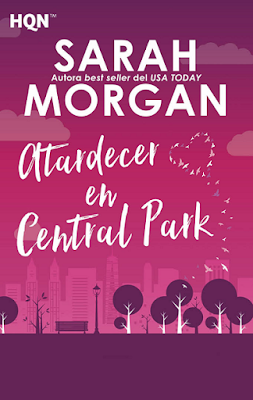 Sarah Morgan - Atardecer en Central Park