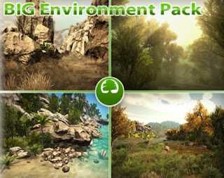 Software Big Unity Environment Pack