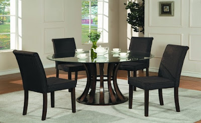 84 inch round dining table