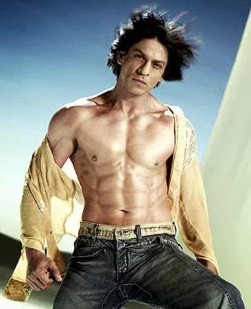 Shahrukh Khan Workout And Diet
