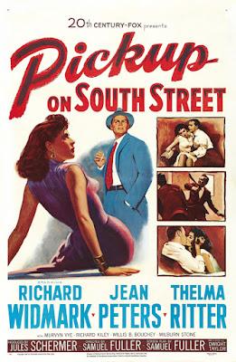 Le port de la drogue (Pickup on south street) Samuel Fuller 1953