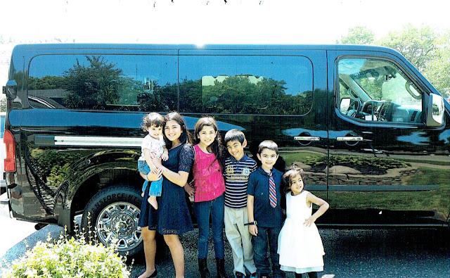 Nissan NV Passenger Van for Growing Families