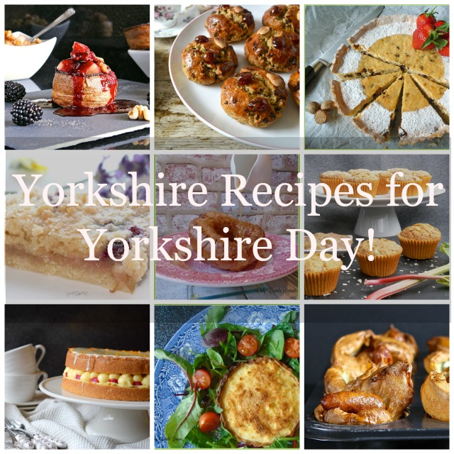 A collection of Yorkshire recipes