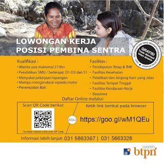 Karir Kerja Terbaru di Bank BTPN Syariah Denpasar Bali Februari 2018