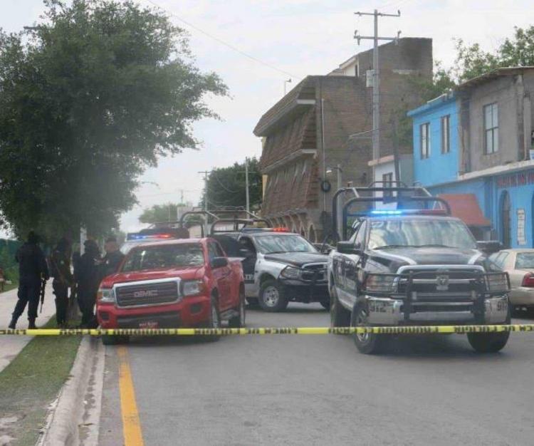 Caen dos sicarios tres enfrentamiento en Reynosa