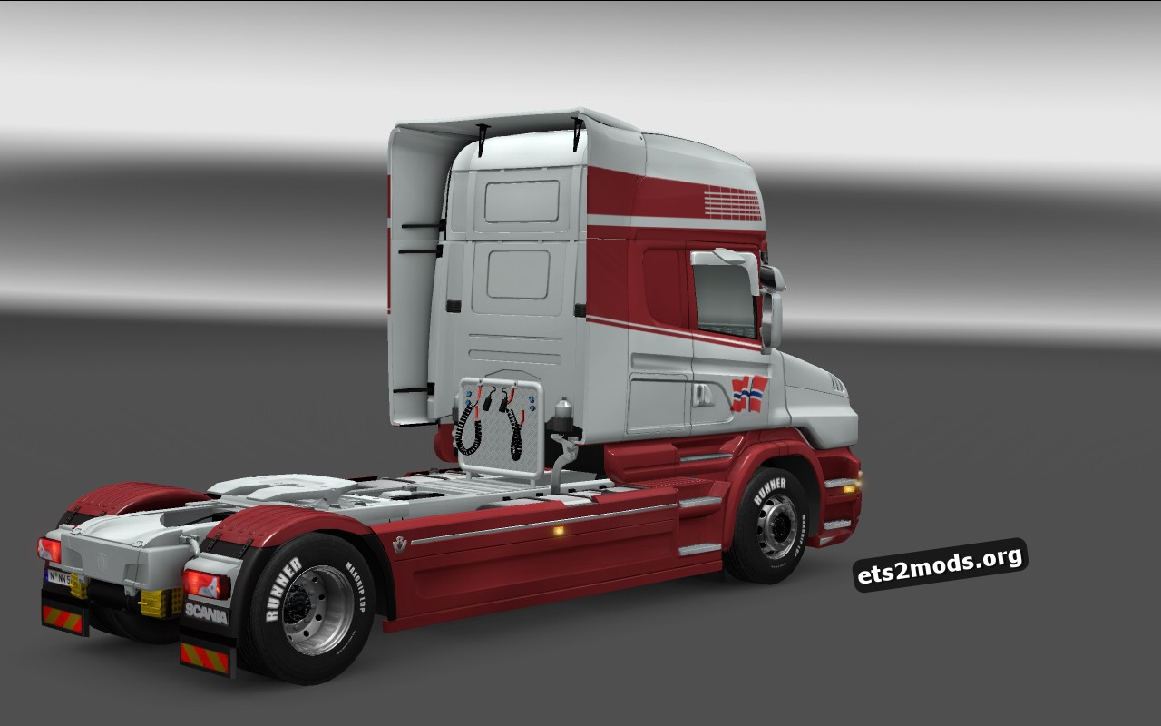 Rene Bosch Skin for Scania T