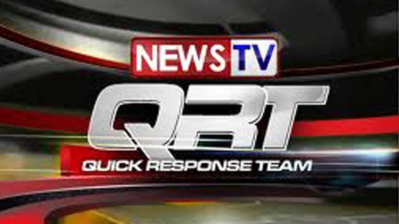 QRT Quick Response Team March 29 2017