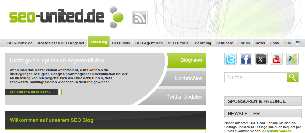 Newsletter-Tipp: SEO-united.de